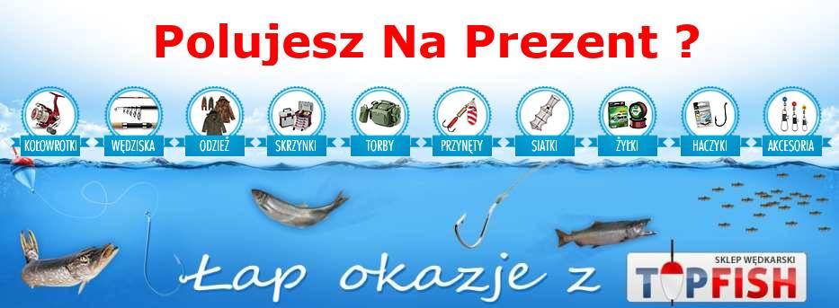 Topfish Internetowy Mega Sklep Wędkarski Online
