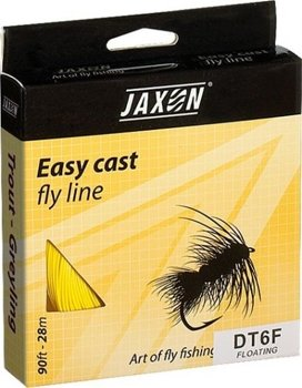 Jaxon Yellow Backing Line - 50m / Yellow