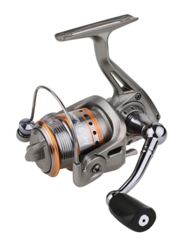 Mini Reel DAM Quick Contrast 408FD 3+1BB