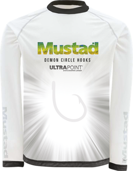 Mustad Shirt Day Perfect Mahi  - XS