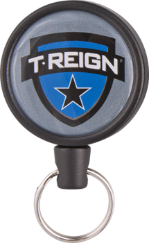 T-REIGN Retractable Gear Zinger Heavy Duty 90cm / 44mm