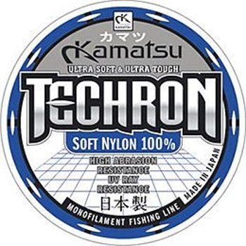 Żyłka Kamatsu Techron Soft Nylon - 0.10mm/150m
