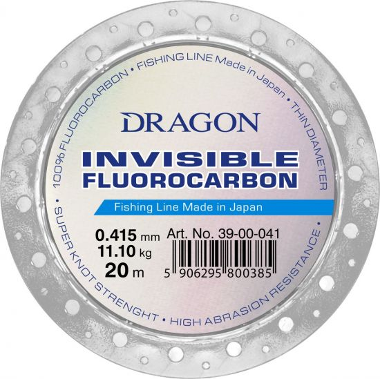 Mikado Fluorocarbon Quality 0.45mm - 10m
