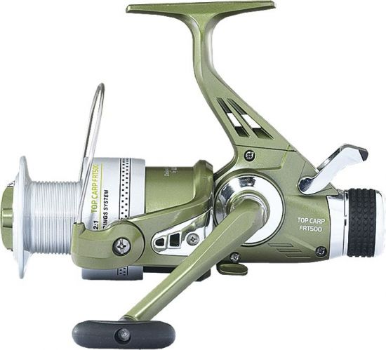 DAM Big Pit Carp Reel Quick Z-BASE 5+1BB
