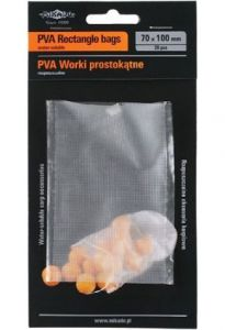 Mikado PVA Bags And Closing Holes 70 X 100mm - 10pcs