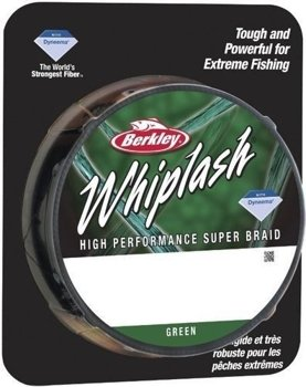 Berkley Braid Whiplash Green 300m