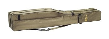 Mikado Rod Holdall 3-Compartments - 140cm / Green