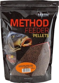 Jaxon Pellet Leszcz Turbo - 500g / 4mm