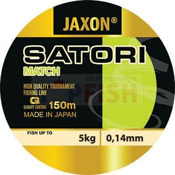 Jaxon Satori Match Line - 0,14mm / 150m