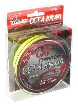 Mikado Plecionka Cat Territory Octa Braid 1.0mm / 30m