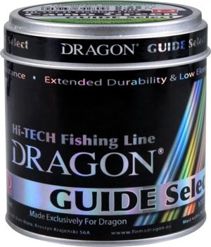 Żyłka Dragon GUIDE SELECT Camo Green  600m - 0.16mm/3.65kg - zielona