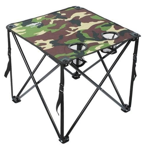 Mikado Table - Top Carp 60x60x45cm / Camouflage