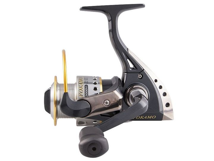 DAM Quick Impulse Spinnrolle 430 FD 3+1BB