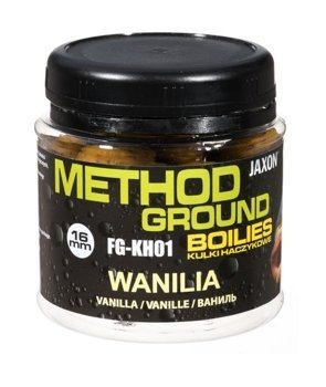 Jaxon Kulki Haczykowe Method Ground Wanilia - 100g / 16mm