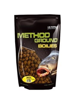 Jaxon Kulki Proteinowe Method Ground Orzech Tygrysi - 1kg / 16mm