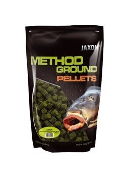 Jaxon Pellets Method Ground Amur - 1kg / 12mm