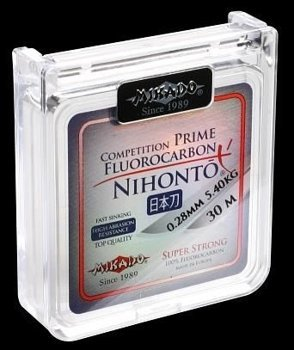 Mikado Fluorocarbon Quality 0.22mm-10m