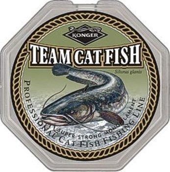 Żyłka Konger Team Cat Fish - 0.45mm 250m