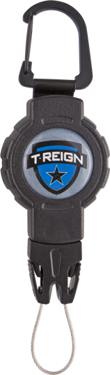 T-REIGN Retractable Gear Tether Small - 60cm